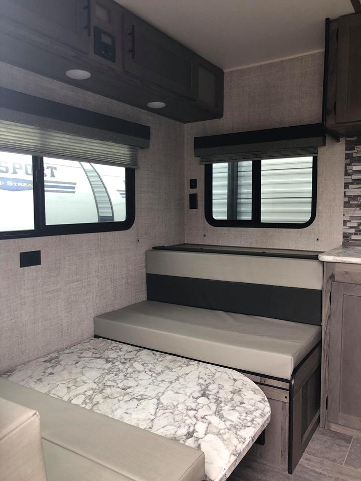 2021 Gulfstream Kingsport 19 RD